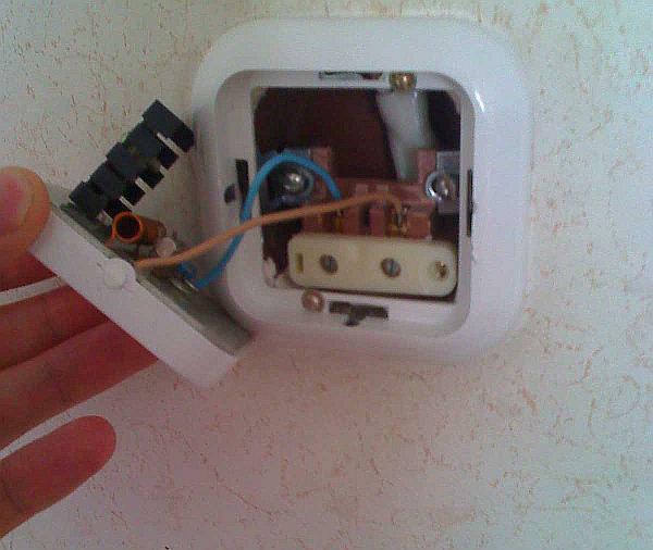 ИК выключатель света с пульта