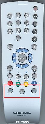 Пример пульта с кнопками-модификаторами